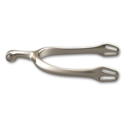 Stübben Steeltec 1170S Dynamic Dressage Spurs