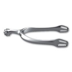 Stübben Steeltec 1171 Dynamic Dressage Spurs