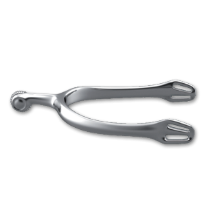 Stübben Steeltec 1172 Dynamic Dressage Spurs