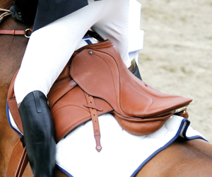 Stübben Biomex Jumping Saddle