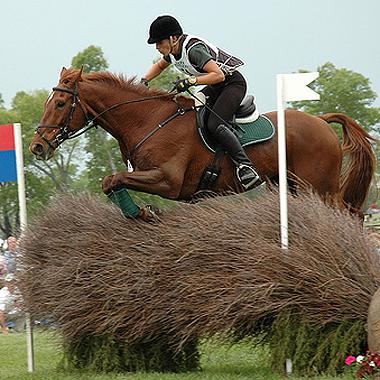 Stübben Rider Jessica Heideman