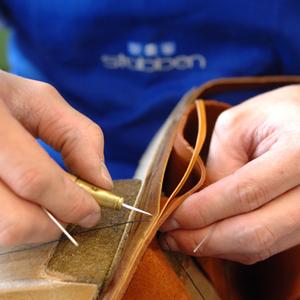 Stübben: hand sewn quality