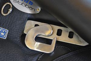 Stubben Equi-Soft Adjustable Stirrup Bar