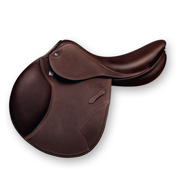 S Portos Elite saddle from Stübben