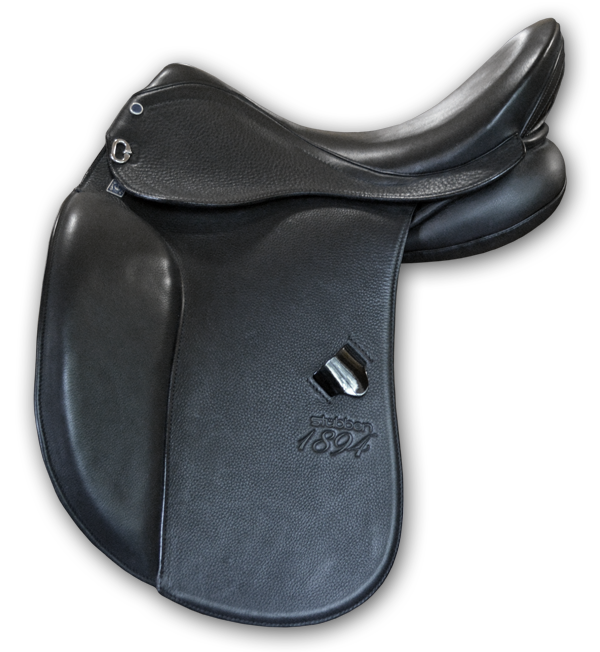 1894 Dressage Saddle from Stübben