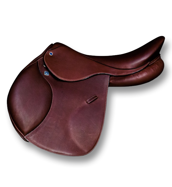 Ascend jumping saddle from Stubben