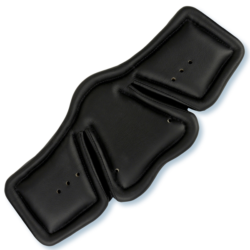 The Equi-Soft Girth Leather Bottom from Stübben