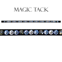 Annica Hansen straight inlay for MagicTack browband by Stübben