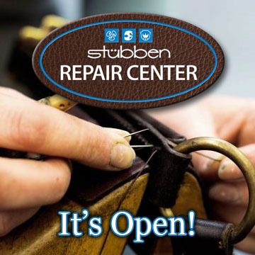 Stübben North America Repair Center is open