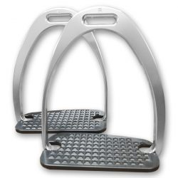 Maxi Grip Stirrup Irons from Stübben