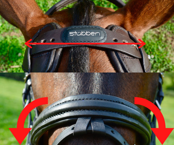 Bridle Fitting from Stübben